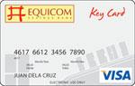 Equicom Key Card
