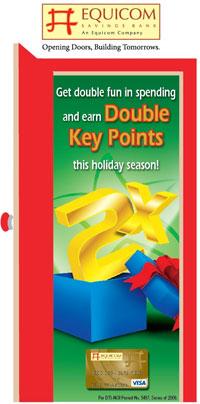 Double Key Points